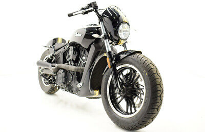 Scout Sixty Mustang