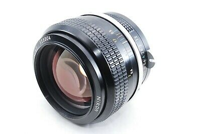 Excellent++++ Nikon Nikkor 55mm 1.2 Non-Ai Lens From Japan