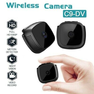 Mini Spy Nascosta Telecamera Wireless 1080P HD IP Spia Video DV Micro Camera