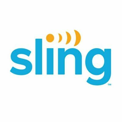 3 Month Sling TV Credit Code - $45 Value - NEW CUSTOMERS ONLY