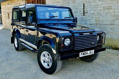 Land Rover Defender 110 Td5 Xs Station Wagon