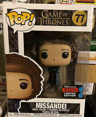Funko Pop! Television Game of Thrones #77 Missandei 2019 NYCC Exclusive MINT