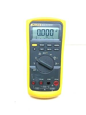 Fluke 83V Avarage Responding Industrial Multimeter