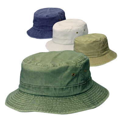 Dorfman Pacific Bucket Hat Assorted Colors Youth (Pack Of 12)