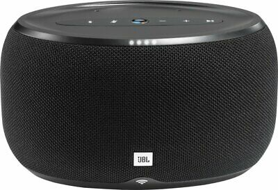JBL Link 300 Wireless Bluetooth Voice Activated Speaker - Black, Very Good