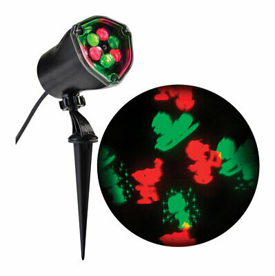 Gemmy Whirl-A-Motion Led Peanuts Light Show Projector Multicolored (Pk 8)