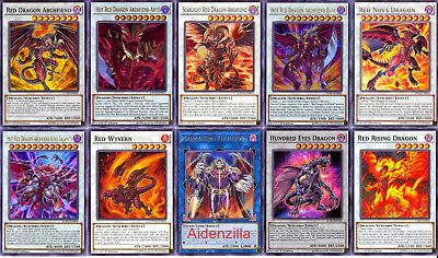 Yugioh Red Dragon Archfiend Resonator Deck - Nova Scarlight