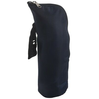 Baby Thermal Feeding Bottle Warmers Mummy Tote Bag Hang Stroller (Blue) T3R1