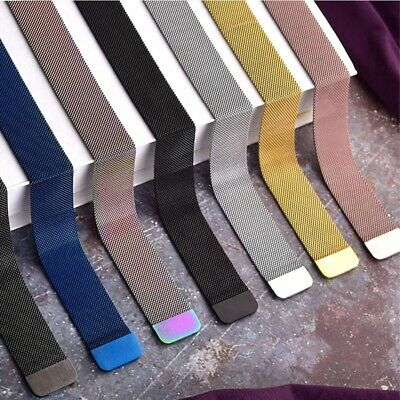 Luxury Milanese Band  Stainless Steel  Strap For Apple Watch series 1 2 3 4 5