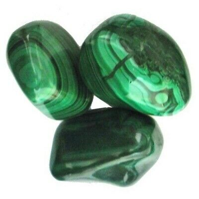Galet de Massage Malachite 110 G.