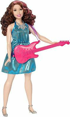 Barbie DVF52 CAREERS Pop Star Role Play, Role Model Toy, Jobs, Gift for 4years+