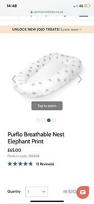 purflo breathable nest
