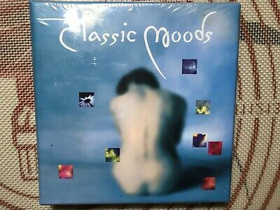Classic Moods Various Artists Classical Music Set Of 8 Different Moods New