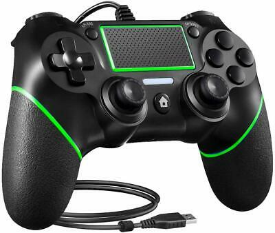 PS4 Usb Wired Controller Gamepad For Playstation 4 Dual Shock Vibration Joystick