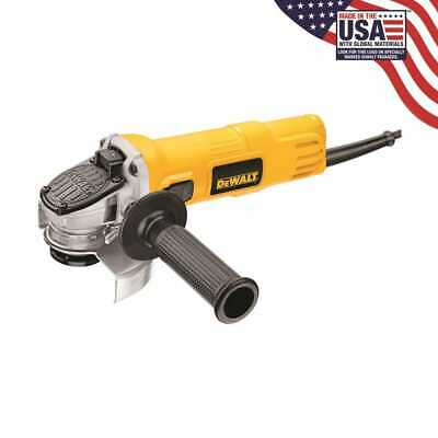 Dewalt-DWE4011 4-1/2 In. Small Angle Grinder with One-Touch Guard