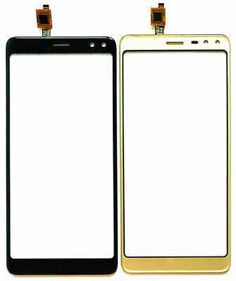 Front Touch Screen Digitizer Glass Panel Replacement For Allcall S1 5.5""