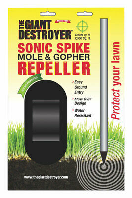 Sonic Mole&Gphr Repeller (Pack Of 6)