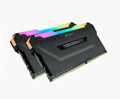 Corsair Vengeance RGB PRO 16GB (2x8GB) DDR4 3600MHz C18 Desktop Gaming Memory...