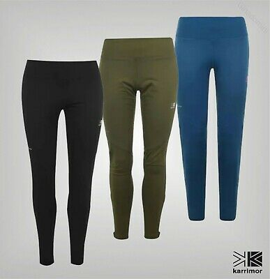 Ladies Karrimor Full Length Elasticated Logo Shield Tights Sizes from 8 to 16