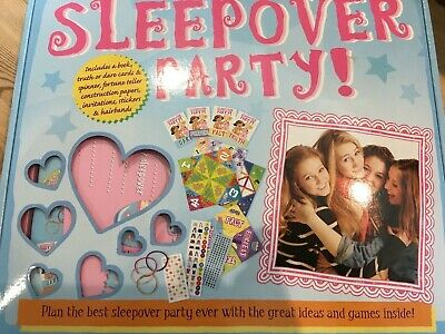 Sleepover Party - Plan The Best Sleepover Party Everwith Great Ideas And