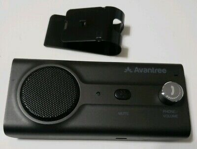 Avantree CK11 Bluetooth Car Speaker, Loud Speaker, Google, Siri, Rechargeable