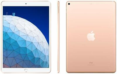"New APPLE 10.5"" iPad Air (2019) - 256 GB, 3rd Generation Gold"