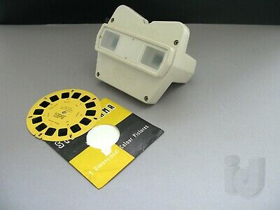 3D STEREO-RAMA Stereobetrachter Vintage Reel Viewer (ViewMaster) 1954 - 1960...