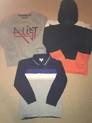 Boys Jumper Bundle Age 7 Years Next And Outfit