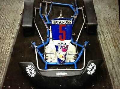 Kart Solo Kart Cadet Chassis Project S60 W60