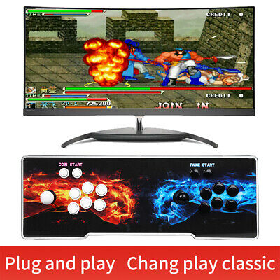 Pandora's Box 1500 in 1 Video Games 2 Controller Retro Arcade Console Support TV