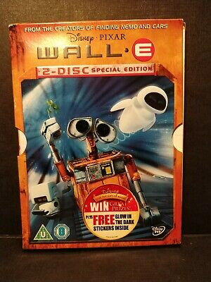 Wall-E (2-Disc Special Edition) [DVD] [2 DVD]