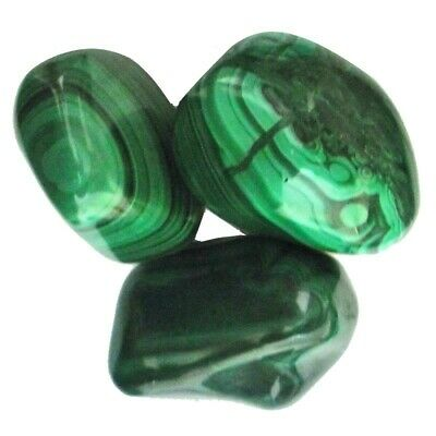 Galet de massage Malachite 140 G.