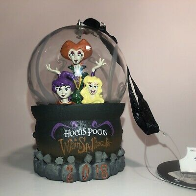 Disney Parks Hocus Pocus Mickeys Not So Scary Halloween Party 2018 Ornament