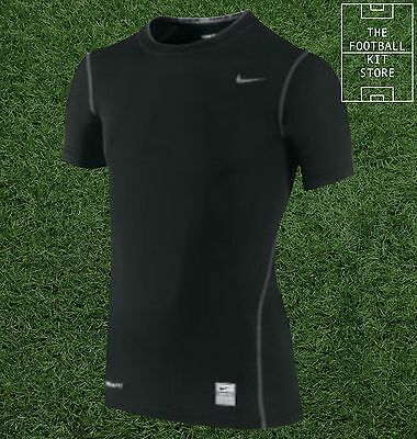 Nike Pro Base Layer - Football Compression Top - Small Boys - Black Friday