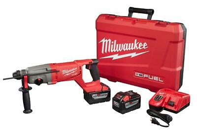 Milwaukee-2713-22HD M18 FUEL HIGH DEMAND 1 in. SDS Plus D-handle