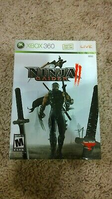 Ninja Gaiden Ii 2 Xbox 360 Official Game Guide Prima New Sealed