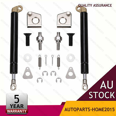 Tailgate Oil Damper Strut Support Rod For Ford PX Ranger Mazda BT-50 Slow Down