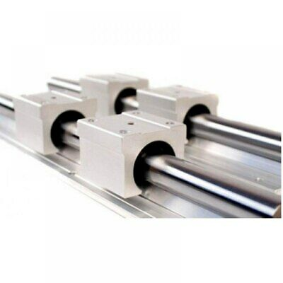 SBR12 16 20 25 30 35 40 50 Linear Rail Guide Block Length 500mm  SBR12UU cnc