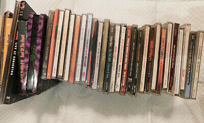 BEST MUSIC EVER- CD's-GREAT HITS(*TAKE A LOOK!*)KISS,AC/DC,WILLIE NELSON,POISON+