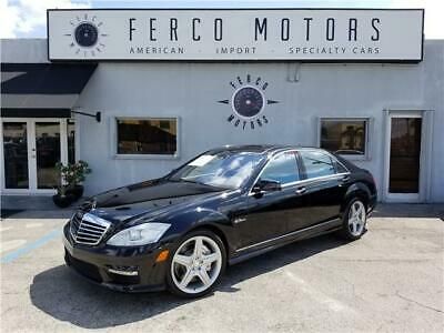 2010 Mercedes-Benz S-Class S63 AMG - Clean Carfax - Garage Kept 2010 Mercedes-Benz S63 AMG - Clean Carfax - Garage Kept - 34k Miles - Loaded