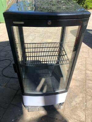 Display Fridge good condition little lights inside all work
