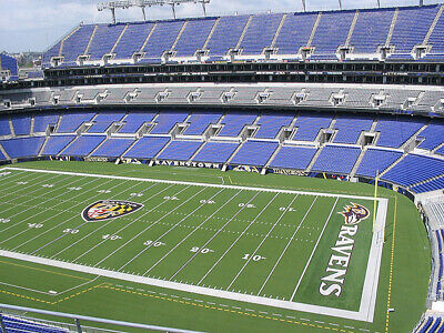 2 Pittsburgh Steelers vs Baltimore Ravens tickets 12/29/2019 Sect 522 L@@K!!!!!