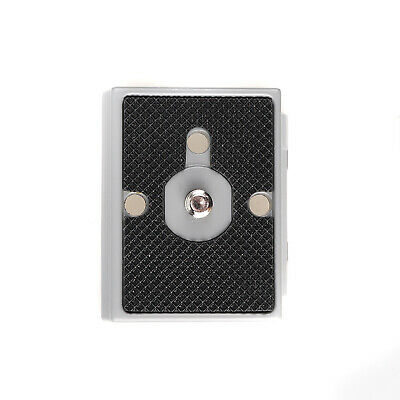 Quick Release Plate for Manfrotto Tripod Ballhead 200PL-14 128RC2 484RC2 391RC2