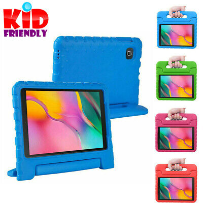 For Samsung Galaxy Tab A 2019 10.1 Full Body Handle Case Stand Kids SM T510 T515
