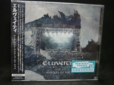 ELUVEITIE Live At Masters Of Rock JAPAN CD Folkearth Cataract Folk/Death Metal