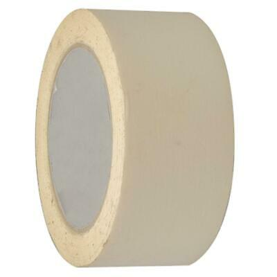 3x Masking Tape Paint Decorate Label Low Tack Multi-purpose DIY 50mmx50m Roll