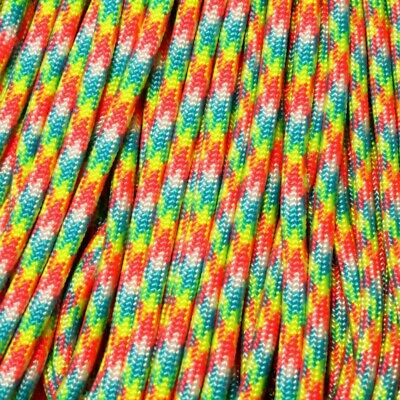 550 Paracord Invader 100 ft Made in USA 167-0A009