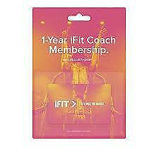 1-year iFit Coach FAMILY Membership -NordicTrack / Proform - ADD UP TO 5 USERS!