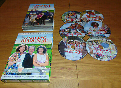 The Darling Buds of May The Complete Series Special Edition (DVD 2005 Box Set)