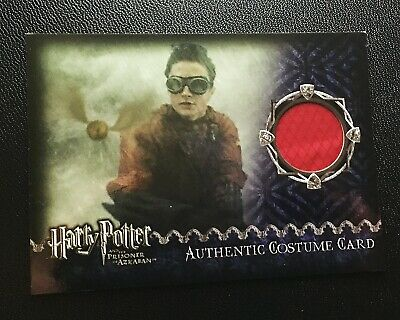 Harry Potter Costume Trading Card - Daniel Radcliffe